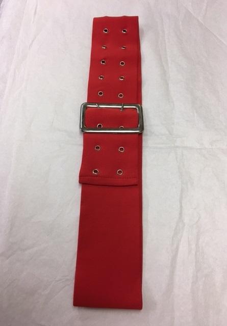 Rött bälte