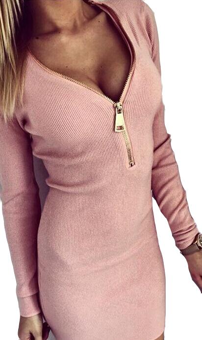 Klänning Maline Rosa (XL)
