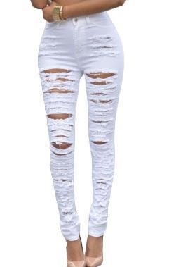 Jeans Rana Vit (XL)
