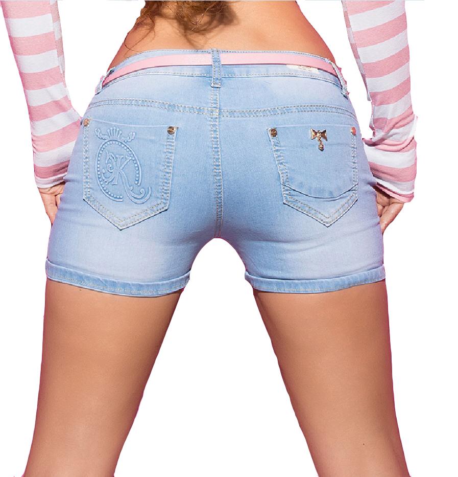 Jeans Shorts Esztella (42)