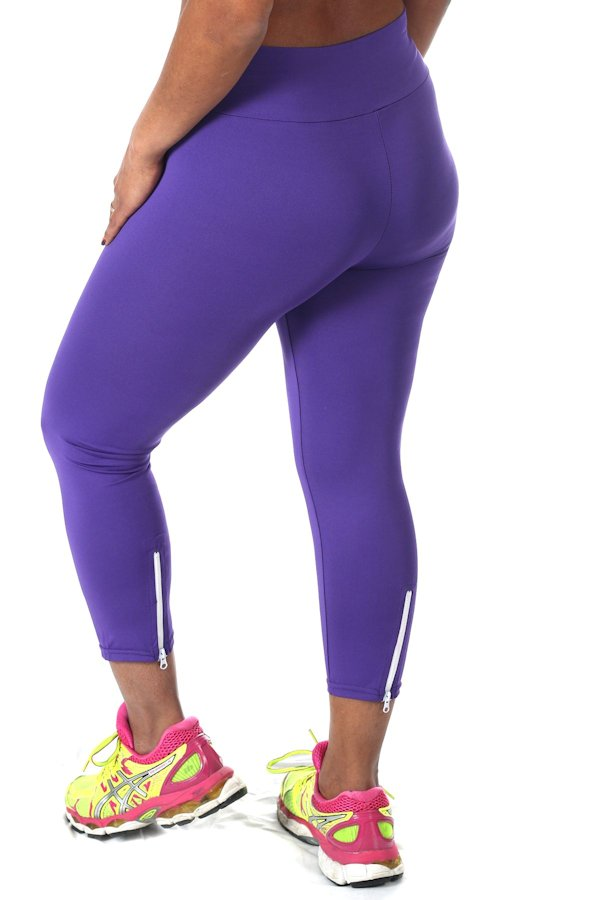Leggings Norma Lila (XL)