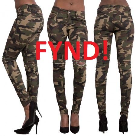 Jeans Mahala - Fynd (S)