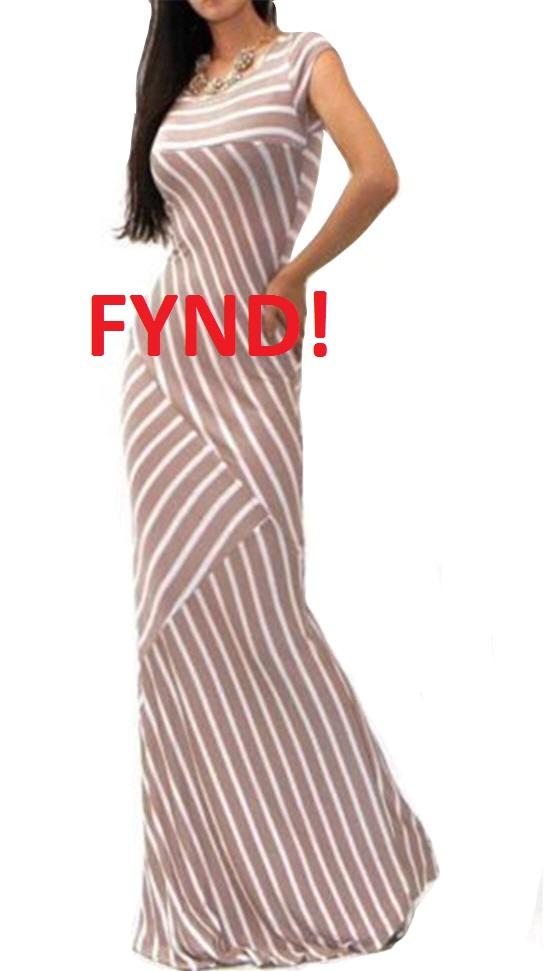 Klänning Khaki - Fynd (S)