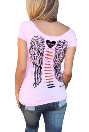 T-shirt Ängel (S)