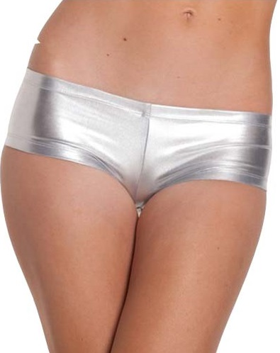 Hipsters Ava Silver (Onesize)