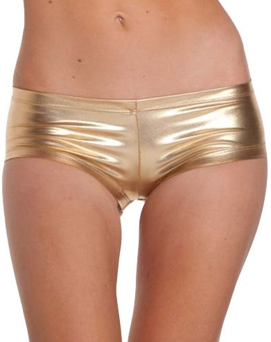 Hipsters Ava Guld (Onesize)