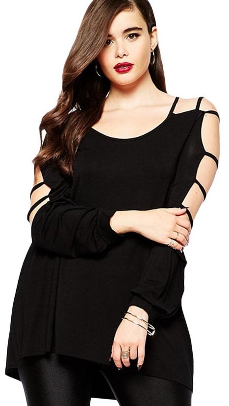 tröja svart